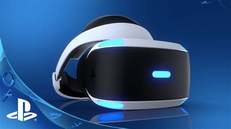 playstation vr reality virtual sony ps