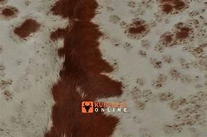 Kuhfell Teppich Weiß : kuhfelle teppich braun weiss 180 x 195 cm cm bei kuhfelle online kaufen ~ Frokenaadalensverden.com Haus und Dekorationen