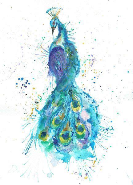 prince beautiful peacock print   original