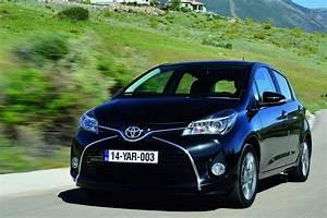 Toyota Yaris Hybride France : toyota yaris toyota yaris les prix et quipements 2016 ~ Gottalentnigeria.com Avis de Voitures