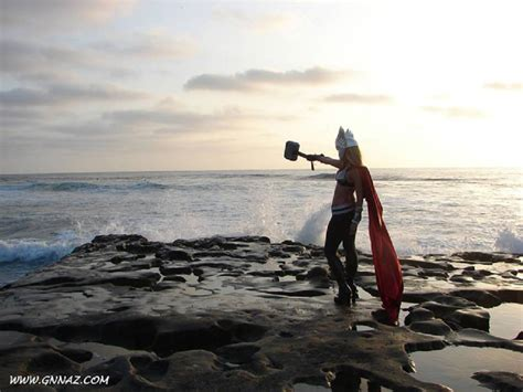 Rule 63 Thor Cosplay By Toni Darling