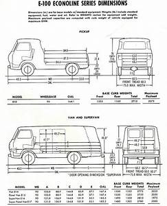 Ford Econoline Pick Up Club