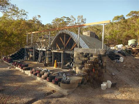 So You Wanna Build An Earthship? Advice For The Eager From