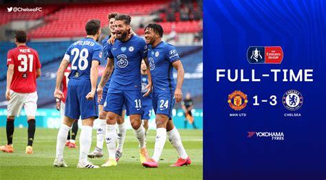 Chelsea Vs Manchester United Fa Cup Semi Final - Total ...