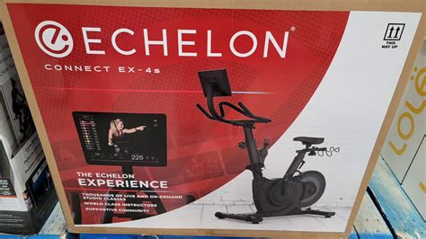 Echelon costco review ~ amazon com inspire fitness ic1 5 indoor cycle magnetic resistance sports outdoors. Costco ECHELON Connect EX - 4S - Connected Exercise Bike $999 - Exercise Bikes On Sale | Reviews ...