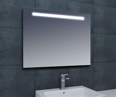 Spiegel met led verlichting 100x80 Sanidreamnl