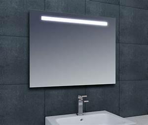 Spiegel 80 X 100 : spiegel met led verlichting 100x80 ~ Bigdaddyawards.com Haus und Dekorationen
