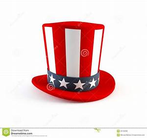 4th of July hat stock illustration. Image of liberty ...
