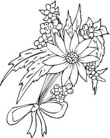 Pretty Flower Coloring Pages