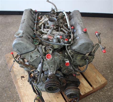 mercedes se sel   engine motor