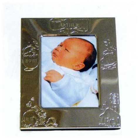 cadre photo naissance argent 28 images cadre naissance en m 233 tal d argent grav 233