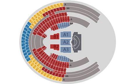 siege stade olympique stade olympique plan de salle spectacle billeterie et