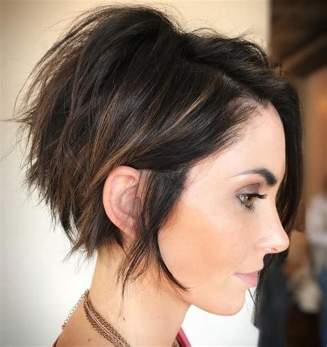 Pixie Choppy Hairstyles by 70 And Easy To Style Layered Hairstyles