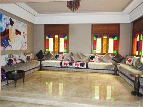 decoration d interieur marocain couleur salon marocain