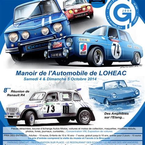 brocante2014 - MANOIR AUTOMOBILE de Lohéac