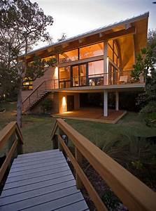 Wooden, House, Designs, U2013, Homesfeed