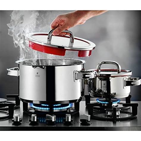 wmf function  pc stainless steel cookware set