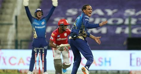 Complete coverage of indian premier league 2020 with match reports, commentary, scorecards, interviews, photographs and much more. Rahul Chahar of Mumbai Indians appeals unsuccessfully during match 13 of season 13 of the Indian ...