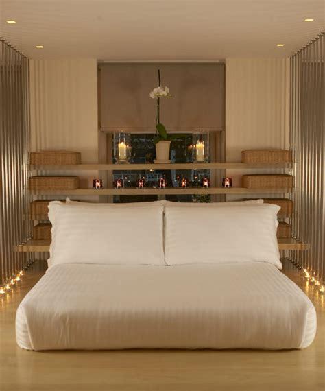 shelves  bed
