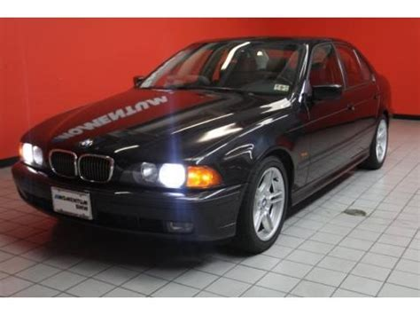 2000 Bmw 540i Specs by 2000 Bmw 5 Series 540i Sedan Data Info And Specs