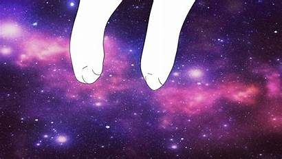 Galaxy Gifs Animated Gifer Fi Sci Paws