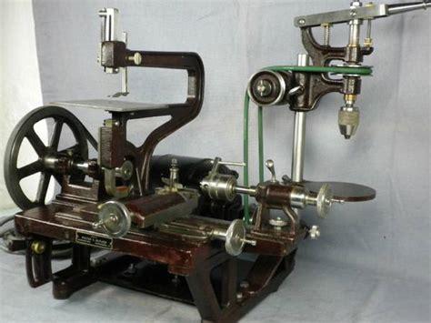 guilder model makers lathe  drillpress