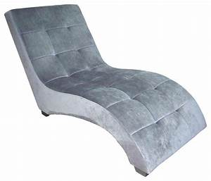 Ore Modern Chaise - Contemporary - Indoor Chaise Lounge