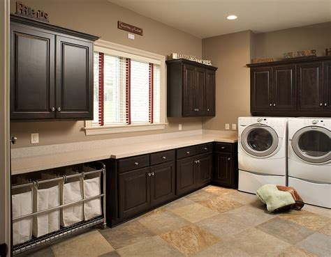 Paint Ideas For Open Living Room And Kitchen - mullet cabinet large laundry room