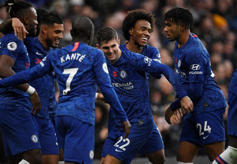 Chelsea predicted line up vs Wolves: Starting XI