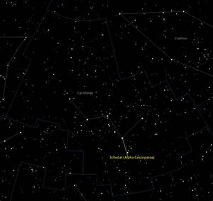Schedar  Alpha Cassiopeiae  18 Cassiopeiae  Star Facts