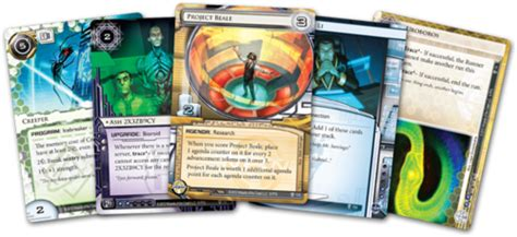 Netrunner Deck Building Tutorial by Cyberpunk Week What Lies Ahead In Netrunner