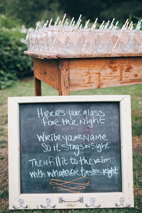 rustic   bbq barbecue wedding ideas roses rings