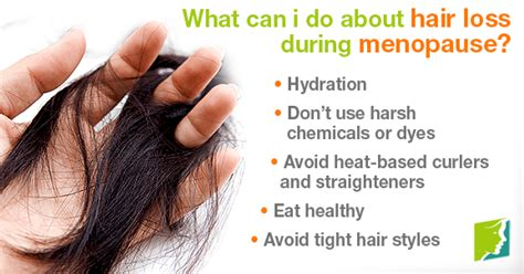 Hair Loss during Menopause | Menopause Now