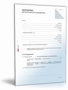 Ablösevereinbarung Nachmieter Muster : kaufvertrag inventar gewerbebetrieb muster zum download ~ Lizthompson.info Haus und Dekorationen