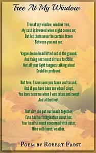 Robert, Frost, Poems