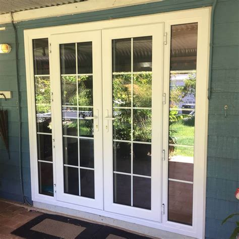 busselton double glazed french doors heatseal double