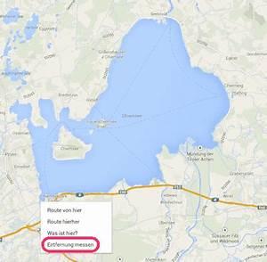 Entfernungen Berechnen Google Maps : entfernungen messen mit google maps blog von ~ Themetempest.com Abrechnung