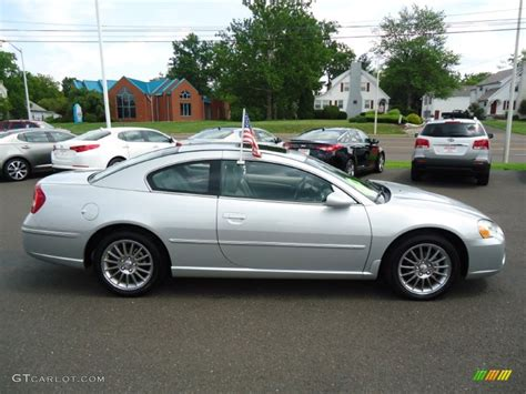 2003 Chrysler Sebring Lxi Coupe by Silver Pearlcoat 2003 Chrysler Sebring Lxi Coupe