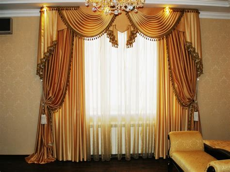 gold color curtains curtain for living room interior design with gold