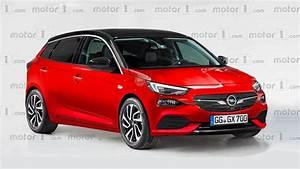 Opel Corsa A : 2019 opel corsa render illustrates a more stylish design approach ~ Medecine-chirurgie-esthetiques.com Avis de Voitures