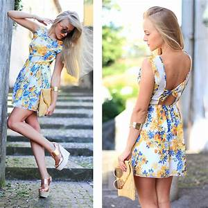 Spring and Summer Outfits 2015/16 Fashion Trends