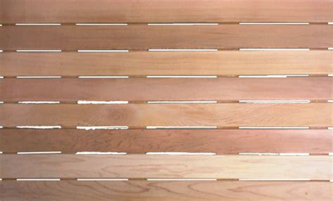 cedar sauna duckboard pre built  flooring