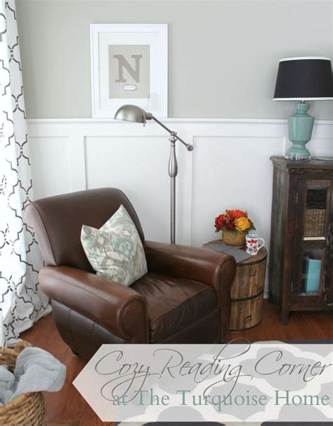 17 best ideas about cozy reading corners on