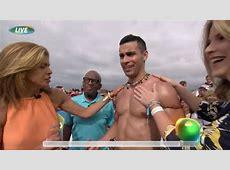 Rio Olympics 2016 'Today' gets handsy with Pita