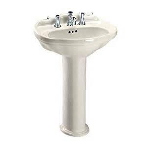 toto lpt754 4 12 whitney pedestal lavatory sedona beige