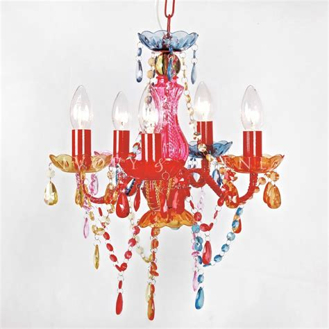 colored chandelier 5 light chandelier colored boho stunning retro