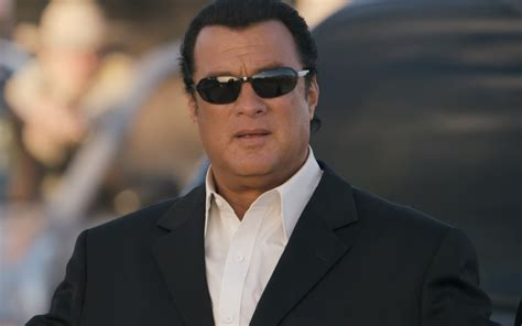 Steven Seagal Pledges To Be Famous Again By 2015 The Poke