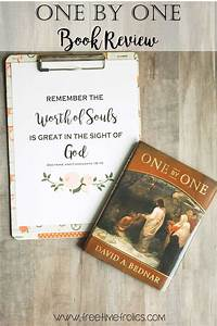 One By One : david a bednar one by one book review free time frolics ~ Medecine-chirurgie-esthetiques.com Avis de Voitures