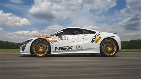 Acura Racing by 2017 Acura Nsx To Make U S Racing Debut At Pikes Peak