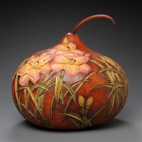 gourd art ideas upcycle art